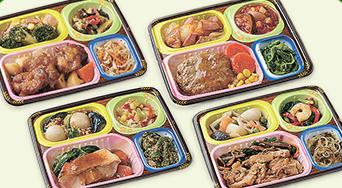 おためしセット(4食)